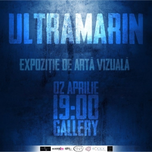 ULTRAMARIN - expozitie aniversară
