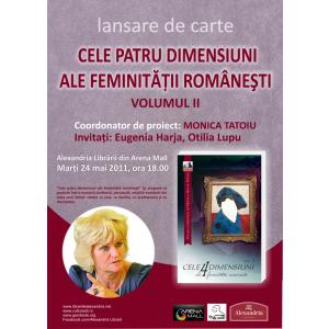 Lansare de carte si sesiune de autografe Monica Tatoiu