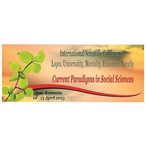 Conferinta Internationala Logos Universality Mentality Eductaion Novelty Education 2013
