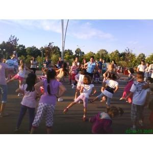 ZUMBA PARTY in Parcul Lumea Copiilor Sector 4