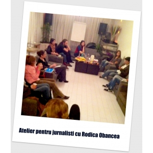 Repetam atelierul Gratuit de coaching pentru jurnalisti pe 25 Oct.