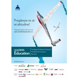 LEADERS Education - Pregătește-te să iei altitudine