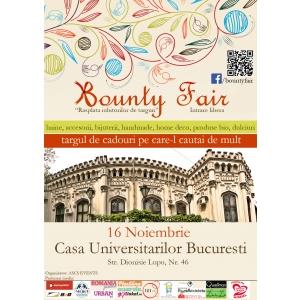 Targul de cadouri Bounty Fair