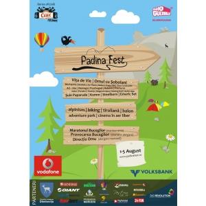 La Padina Fest cucerește un munte!  Sport, mișcare, relaxare!