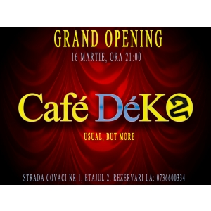 Cafe Deko