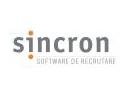 Sincron, una dintre cele mai performante solutii pentru managementul recrutarii, lanseaza noi facilitati