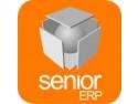 SeniorERP Online – informatii la zi cu privire la stocuri, parteneri, clienti, vanzari, de la 69 EURO/utilizator