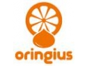 Oringius. Fresh graphic design.