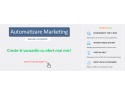 cat costa un site. Solutie completa automatizare marketing