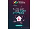 mâncare pe internet pentru acasă. Peste 1,800 solutii digitale pentru afaceri la Internet&Mobile World