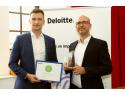 tremend. Tremend intră în clasamentul Deloitte Technology Fast 50 CE, cu cea mai mare creștere pe România