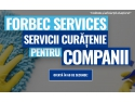 Firma de servicii de curățenie Forbec Services dn Cluj-Napoca are acum management elvețian fotografie subacvatica