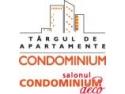 Discounturi de pana la 25% la pretul apartamentelor in cadrul  Targului International de Apartamente CONDOMINIUM Cluj-Napoca