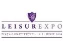 Branduri de top – saptamana viitoare, la LeisurEXPO