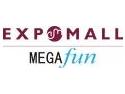 EXPOMALL AUTO MEGAfun – Cea mai importanta expozitie auto a primaverii, 26-28 martie, in parcarea exterioara a AFI Palace Cotroceni