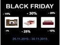 Elvila ofera reduceri pana la 30% de Black Friday