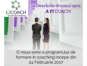 Coach. 12Coach primește înscrieri pentru noua serie de formare în coaching