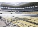 tamplarie rehau. Construcţia internaţională a campusurilor sportive cu REHAU. Competenţă sub gazon