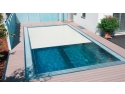 construire piscine. COVREX BY REHAU Copertină piscine pentru cele mai înalte standarde