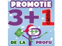 Cumpara 3 produse de Papetarie.ro si Profu ti-l da pe al patrulea gratis!
