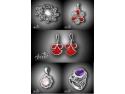 bijuterii din argint - colecţia Dragobete