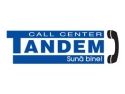 call center. Tandem Call Center