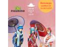101Jucarii/101Figurine – in calitate de participant si expozant – va invita la Asia Fest!