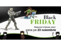 black week. Black Friday & Cyber Monday la www.101jucarii.ro