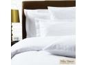 lenjerii pentru hotel. Producator lenjerii de pat damasc pentru hotel - Niky Decor