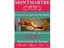 montmartre d'art boutique. Descopera un nou magazin cu decoratiuni inedit - MONTMARTRE