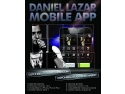 iphone 5c. Daniel Lazar Mobile App