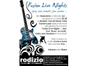 Rotary Club Bucuresti. Fusion Live Nights @ Rodizio | Social Music Club
