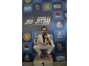 Tudor Mihaita pe podiumul Campionatului European de BJJ