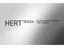 Identitate vizuala HERT Design