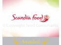 Seed Consultants. Logo Scandia Food