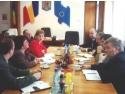 Radu Bu. Pentru prima dată de la numirea sa în funcţie Prefectul Radu Bud a prezidat săptămânala şedinţă a Comitetului Operativ Consultativ Satu Mare