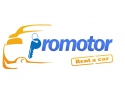 car. Promotor Rent a Car Romania