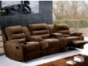 Mob&Deco ofera cea mai diversificata gama de canapele cu recliner