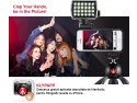 Manfrotto KLYP si aplicatia KLYPAPP, pentru fotografii reusite cu iPhone