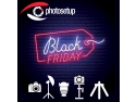 Photosetup da startul reducerilor de Black Friday la echipamente foto video arta contemporana