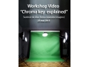 photosetup. Workshop video Chroma Green Explained