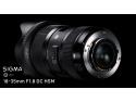 Sigma lanseaza 18-35mm f/1.8