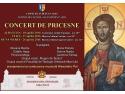 Afis - Concert de Pricesne Alba Iulia, Teius si Ocna Mures