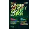 Staff Party. Summer Set Party - Versus Edition