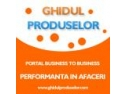 A fost lansat un nou portal Business to Business - GhidulProduselor.com