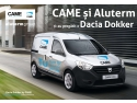 came group. Câștigă o Dacia Dokker
