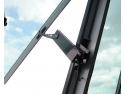 cladiri. Automatizare cu brat pentru ferestre