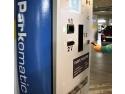 Parkomatic introduce opțiunea plății contactless cu smartphone-ul la stația automată de plată a parcării