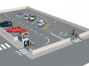 cod bare. Sistemul Automat de Parcare cu Cod de Bare Came România