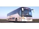 Anglia. Autocarele Eurolines ofera conditii excelente pentru pasageri